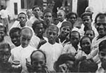 School's out! in Madras, 8 August, 1929